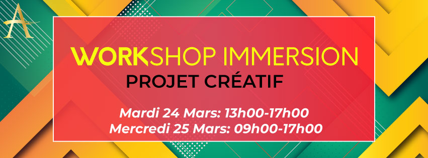 WORKSHOP IMMERSION