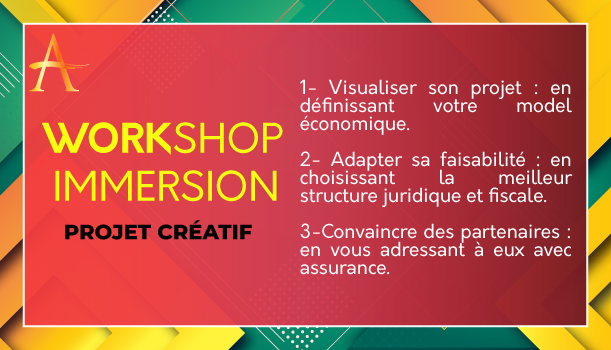 workshop immersion détails